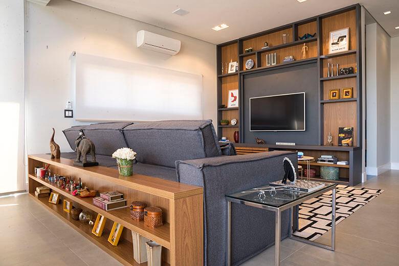 Móveis para a sala: dicas fundamentais para escolher o melhor para seu projeto